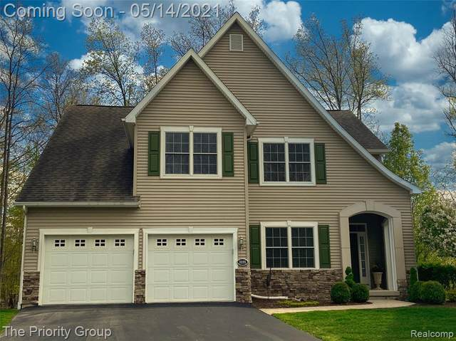 10195 Edgewood Drive, Grand Blanc Twp, MI 48439 (#2210033845) :: Real Estate For A CAUSE