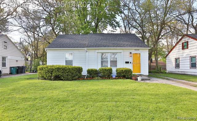 10630 Albany Street, Oak Park, MI 48237 (#2210033872) :: Novak & Associates