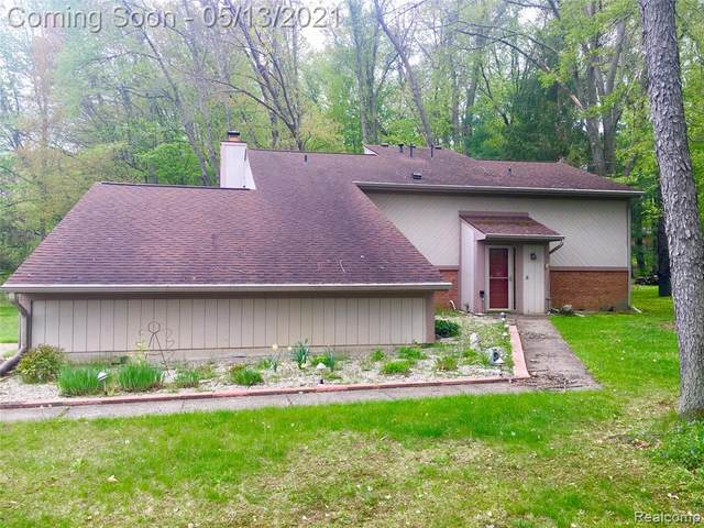 12354 Shuana Drive, Brighton Twp, MI 48114 (#2210033932) :: Real Estate For A CAUSE