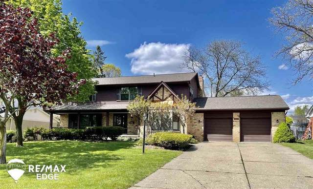 407 Graff Ct, Grand Blanc Twp, MI 48439 (#5050041320) :: Real Estate For A CAUSE