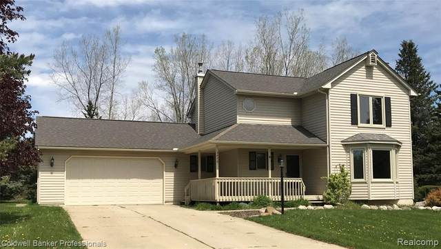 3476 W Drahner Road, Oxford Twp, MI 48371 (#2210034011) :: Real Estate For A CAUSE