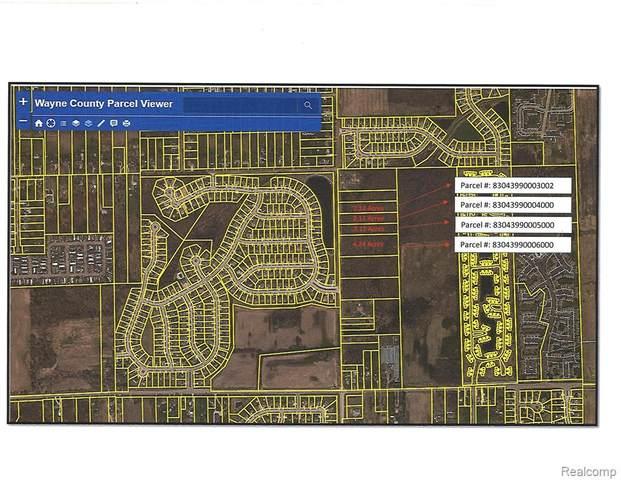 0000 Morton Taylor Rd, Van Buren Twp, MI 48111 (#2210034055) :: Novak & Associates