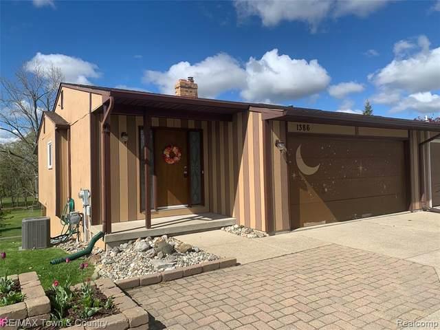 1386 Flushing Road, Flushing, MI 48433 (#2210034067) :: Real Estate For A CAUSE