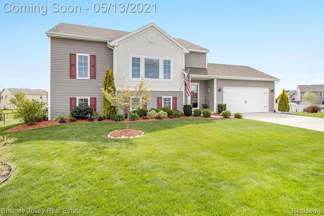 3673 Wescott Court, Howell Twp, MI 48855 (#2210034071) :: Real Estate For A CAUSE