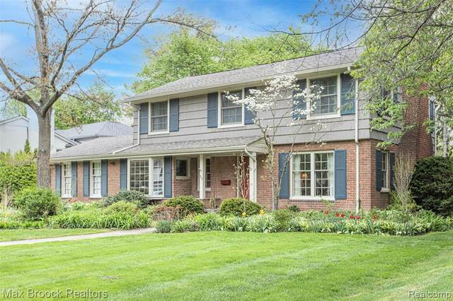 312 Hupp Cross Road, Bloomfield Twp, MI 48301 (#2210034073) :: Real Estate For A CAUSE