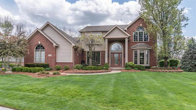 47675 Mockingbird Court, Novi, MI 48374 (#543280395) :: Real Estate For A CAUSE