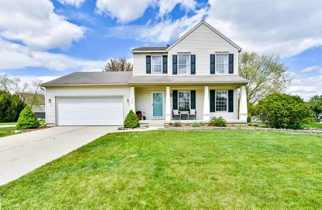 2161 Belmont Farms Court NE, PLAINFIELD TWP, MI 49306 (#65021016426) :: Real Estate For A CAUSE