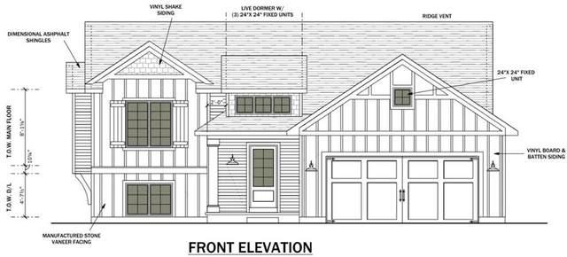 407 Seneca Ridge Drive, Middleville Vlg, MI 49333 (#65021016432) :: Real Estate For A CAUSE