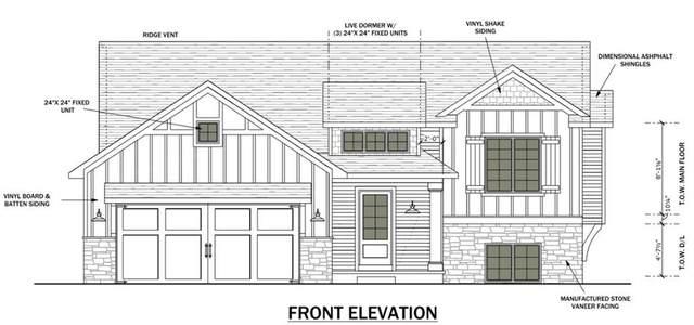 423 Seneca Ridge Drive, Middleville Vlg, MI 49333 (#65021016434) :: Real Estate For A CAUSE