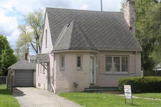 2114 Pierce St., Flint, MI 48503 (#5050041356) :: Novak & Associates
