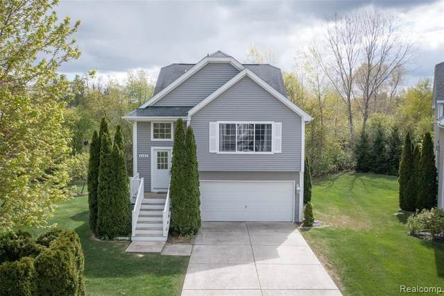 4490 Sunflower Circle, Independence Twp, MI 48346 (#2210034138) :: Real Estate For A CAUSE