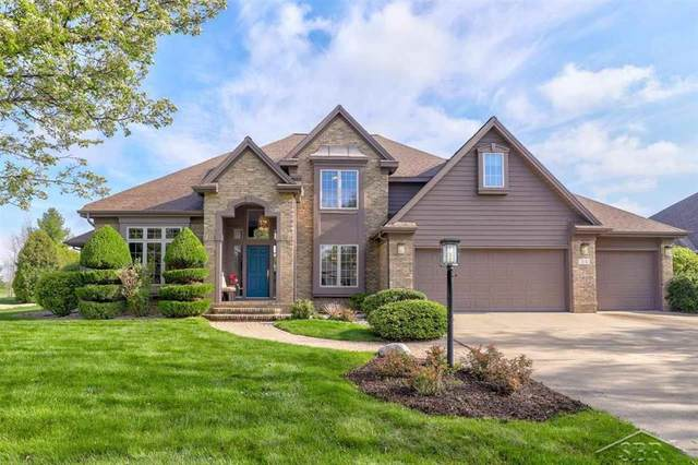 14 Sawmill Creek Trail, Saginaw Twp, MI 48603 (#61050041384) :: Novak & Associates