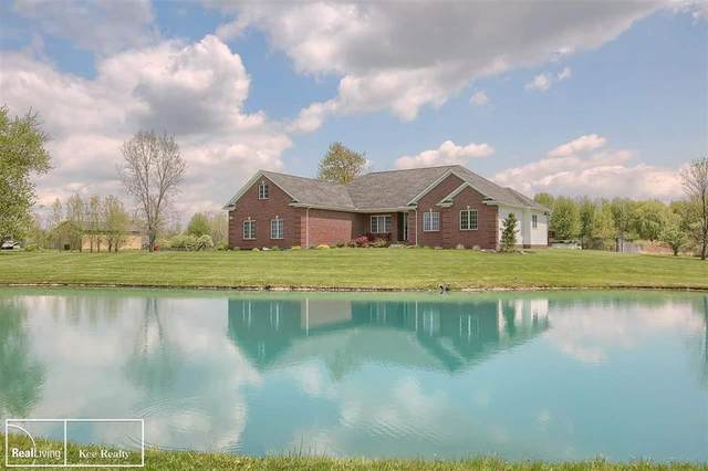 5185 Marsh Rd., China Twp, MI 48054 (#58050041389) :: Real Estate For A CAUSE