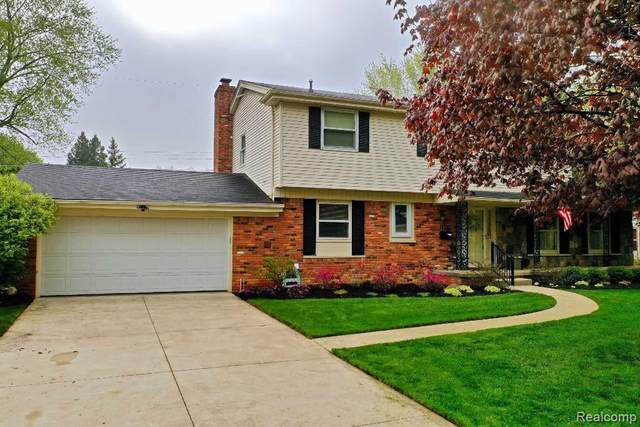 11311 Stonybrook Drive, Grand Blanc, MI 48439 (#2210034206) :: Real Estate For A CAUSE