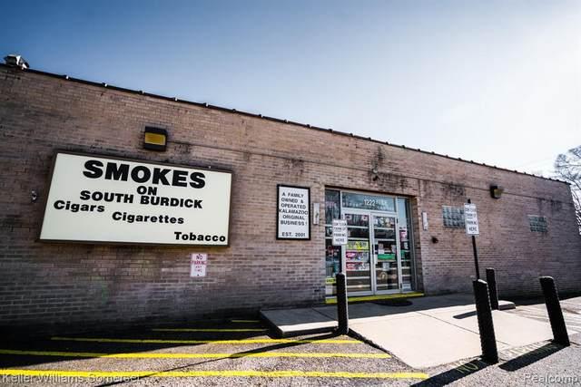1222 S Burdick Street, Kalamazoo, MI 49001 (#2210034227) :: BestMichiganHouses.com