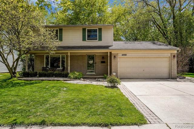 42981 Barchester Rd Road, Canton Twp, MI 48187 (#2210034249) :: BestMichiganHouses.com