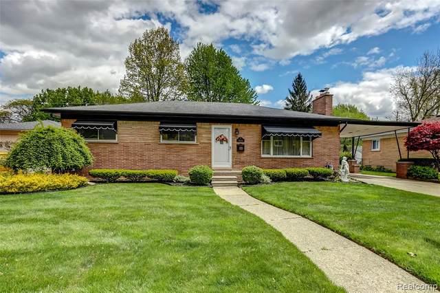 9661 Andrews Avenue, Allen Park, MI 48101 (#2210034382) :: Real Estate For A CAUSE