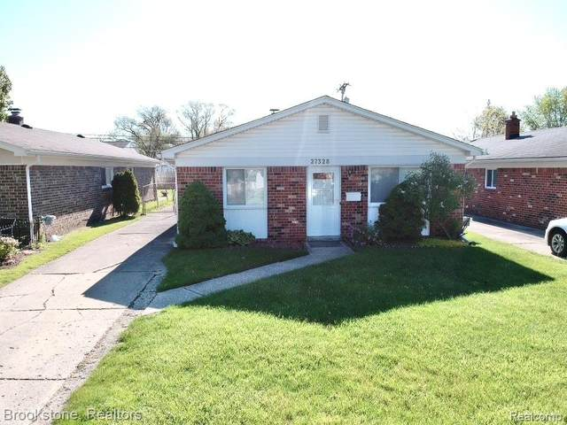 27328 Alger Boulevard, Madison Heights, MI 48071 (#2210034435) :: Real Estate For A CAUSE