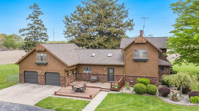 4747 Shanghai Road, Sodus Twp, MI 49126 (#69021016613) :: Real Estate For A CAUSE