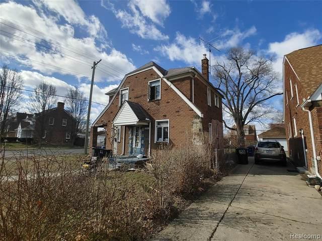 11303 Strathmoor Street, Detroit, MI 48227 (#2210034470) :: The BK Agency