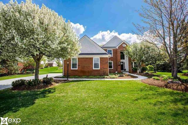 4193 Oak Tree, Oakland Twp, MI 48306 (#58050041462) :: Real Estate For A CAUSE