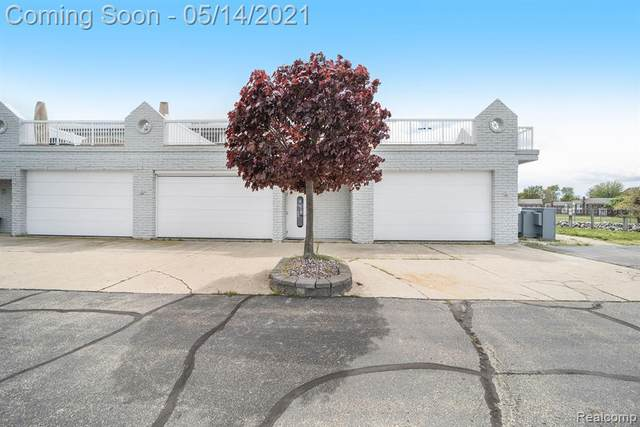 2 Evergreen Drive, Harrison Twp, MI 48045 (#2210034492) :: Real Estate For A CAUSE