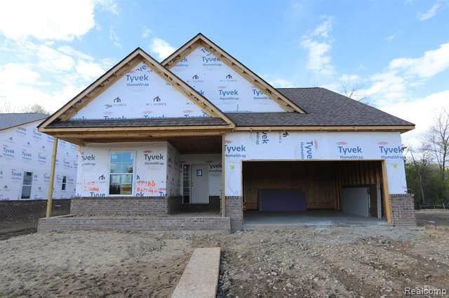 47986 Barrington Drive, Canton Twp, MI 48188 (#2210034536) :: The Alex Nugent Team | Real Estate One