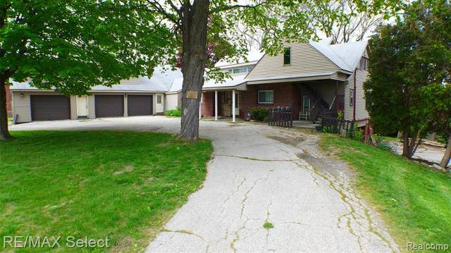 4022 Beecher Road, Flint Twp, MI 48532 (#2210034598) :: Real Estate For A CAUSE