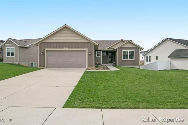 923 Green Meadows Drive, Middleville Vlg, MI 49333 (#65021016711) :: Real Estate For A CAUSE