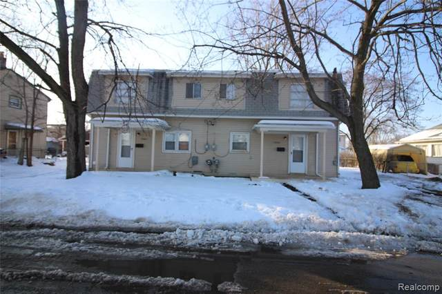 32006 Cheboygan Court, Westland, MI 48186 (#2210034623) :: RE/MAX Nexus
