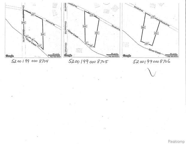 000 Woodruff, Rockwood, MI 48173 (#2210034660) :: Alan Brown Group