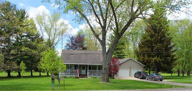 3173 Luce Road, Mt. Morris Twp, MI 48433 (#2210034674) :: Real Estate For A CAUSE