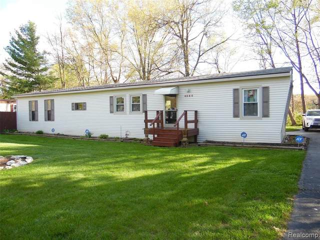4380 Cogshall Street, Rose Twp, MI 48442 (#2210034708) :: Alan Brown Group