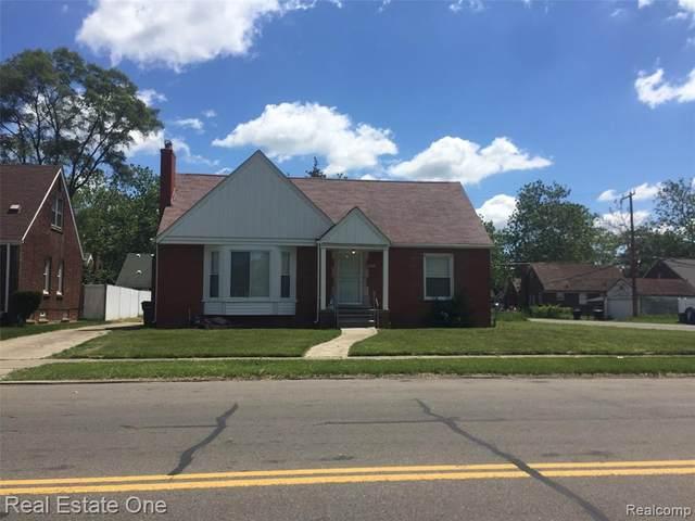 18600 Hubbell Street, Detroit, MI 48235 (#2210034720) :: Keller Williams West Bloomfield