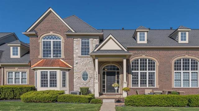 1250 E Crystal Circle, Canton, MI 48187 (#543280910) :: The Alex Nugent Team | Real Estate One