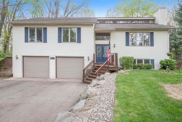 951 Concord Drive, Lawton Vlg, MI 49065 (#66021016882) :: Real Estate For A CAUSE