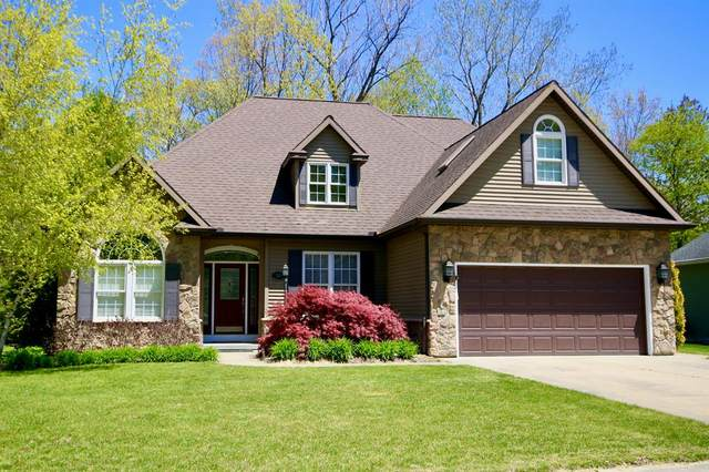 1339 Whispering Trail, BENTON TWP, MI 49022 (#69021016921) :: Alan Brown Group