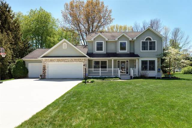 305 Brittany Drive, Portage, MI 49024 (#66021016935) :: Alan Brown Group