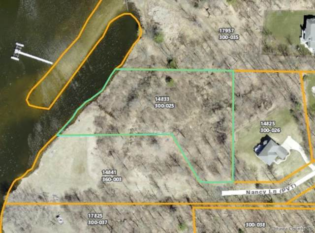 14833 Nancy Ln, Spring Lake Twp, MI 49456 (#71021016949) :: Novak & Associates