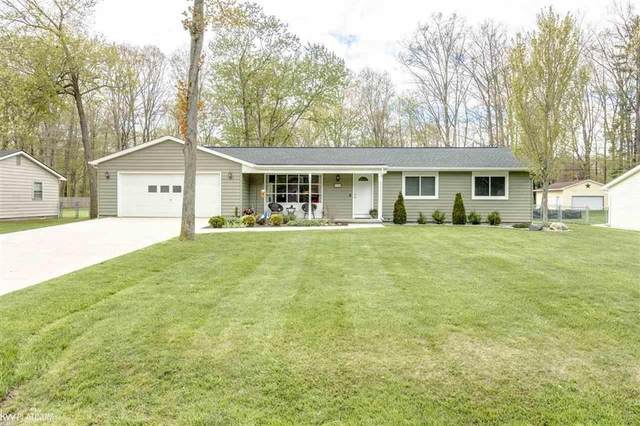 3669 Teeple Ave, Fort Gratiot, MI 48059 (#58050041643) :: Alan Brown Group