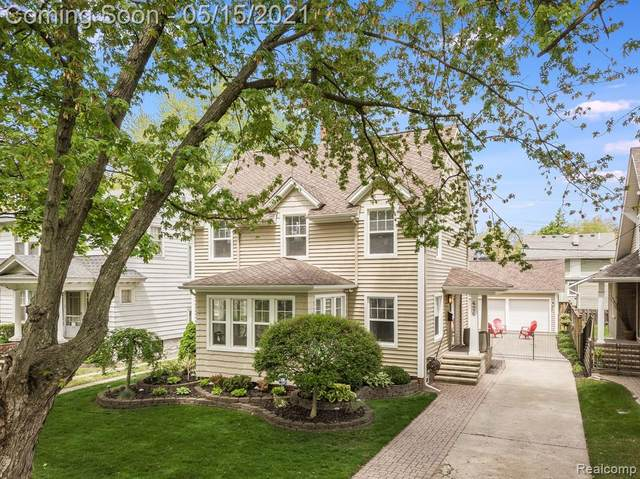 426 W Hudson Avenue, Royal Oak, MI 48067 (#2210035049) :: Keller Williams West Bloomfield