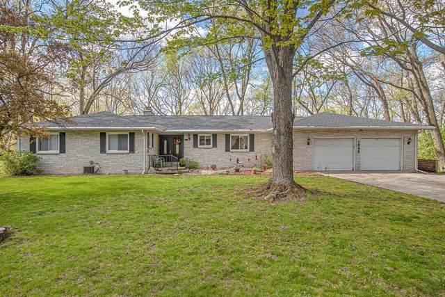 1280 Westlake Woods Drive, Springfield, MI 49037 (#64021017069) :: Novak & Associates