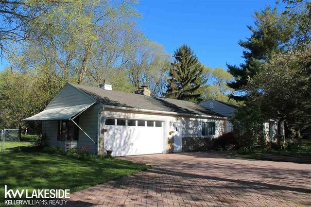3705 North Rd, Clyde Twp, MI 48049 (#58050041678) :: The Mulvihill Group