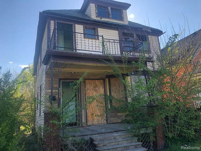 4245 Crane Street, Detroit, MI 48214 (#2210035117) :: The Mulvihill Group