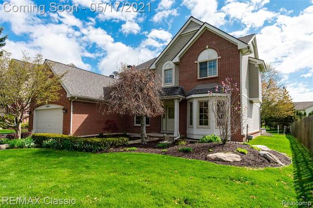 24390 Bethany Way, Novi, MI 48375 (#2210035180) :: Keller Williams West Bloomfield