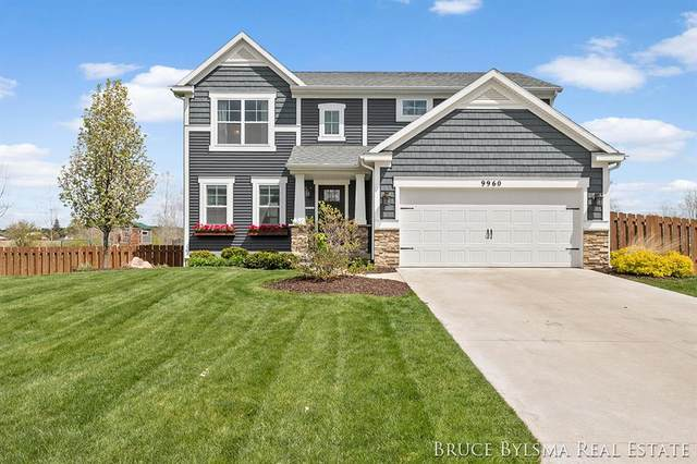 9960 Myers View Drive, Courtland Twp, MI 49341 (#65021017139) :: The Mulvihill Group