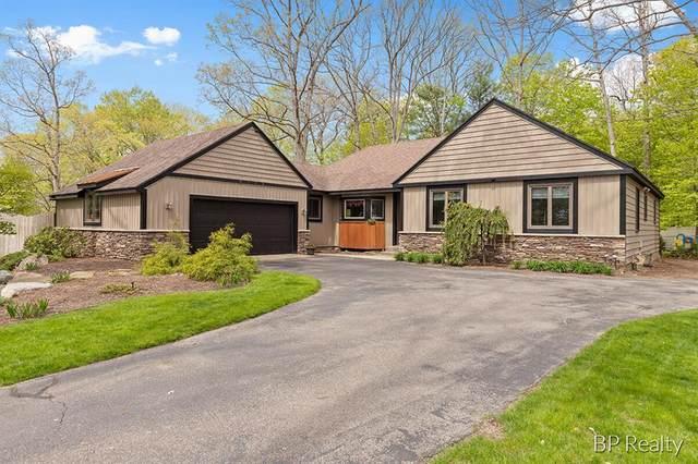 4379 Shady Oak Court, Georgetown Twp, MI 49426 (#65021017146) :: Novak & Associates
