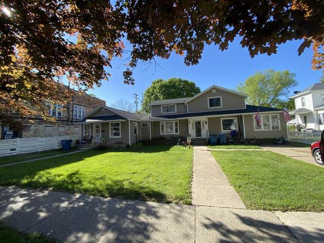21 W Chicago St, QUINCY VLLG, MI 49082 (#62021017185) :: Real Estate For A CAUSE