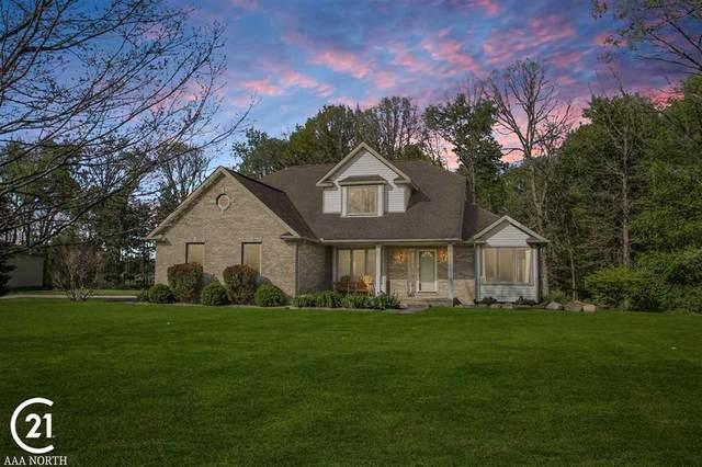 5761 Eagle Dr., Almont Twp, MI 48003 (#58050041730) :: Real Estate For A CAUSE