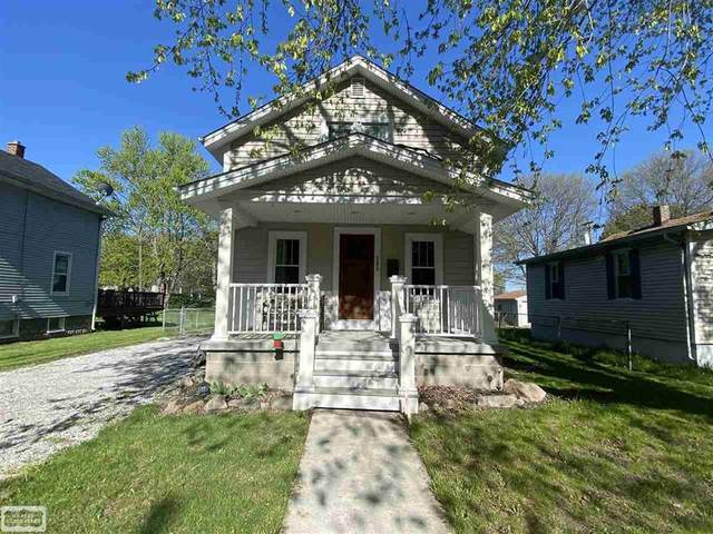 1370 Goffe St, ST. CLAIR, MI 48079 (#58050041741) :: Real Estate For A CAUSE